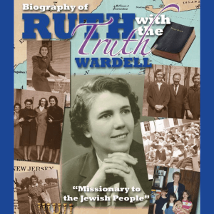 Biography of Ruth Wardell