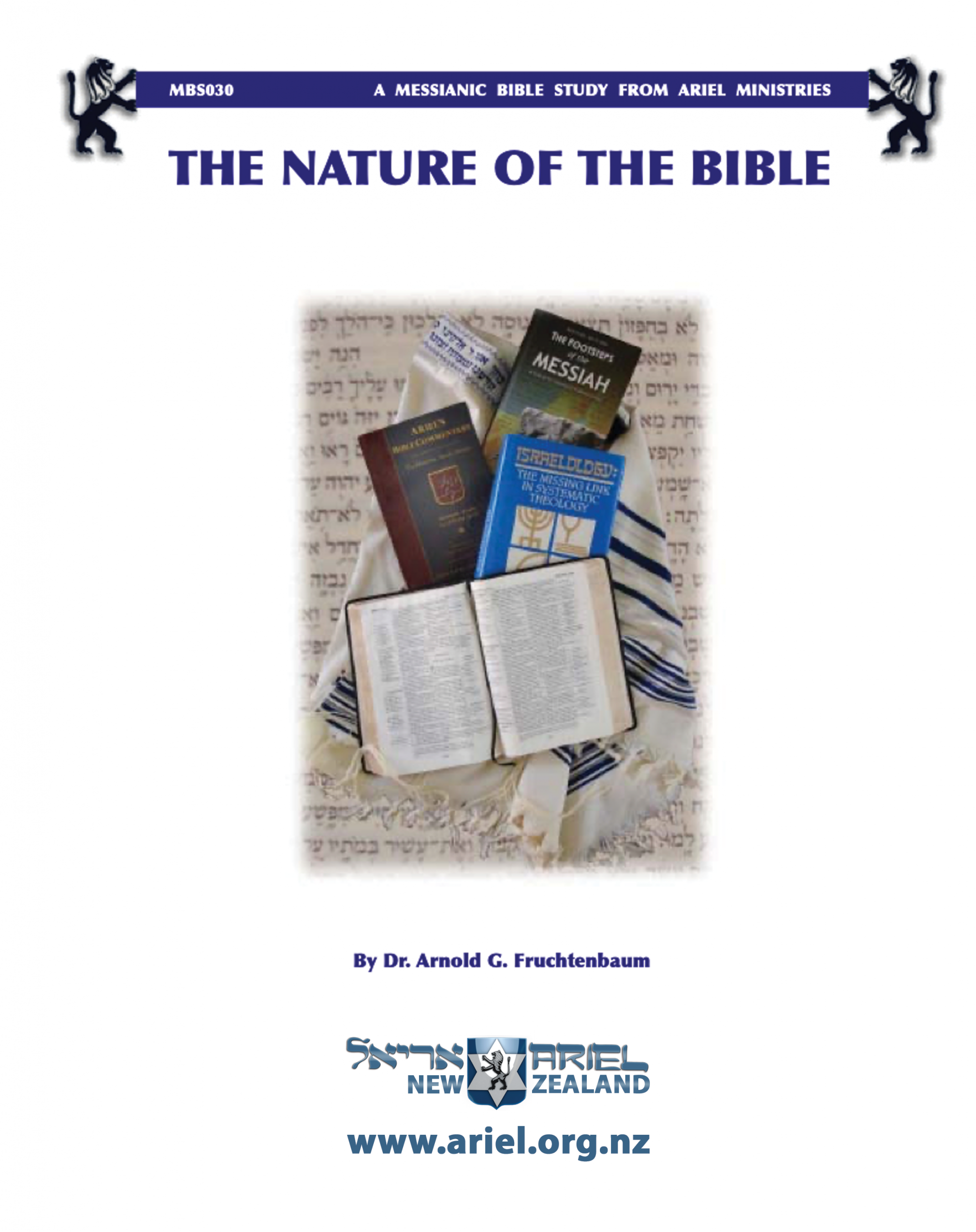 The Nature of the Bible